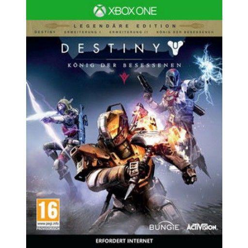 Destiny König Der Besessenen Legend Ed AT Xbox One In - Minecraft legend spielen