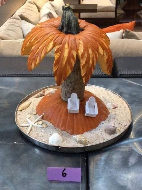 Pumpkin Beach Theme (With Images)