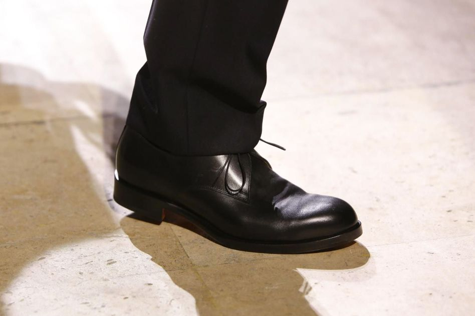Hermes Menswear Fall Winter 2014 Paris - NOWFASHION
