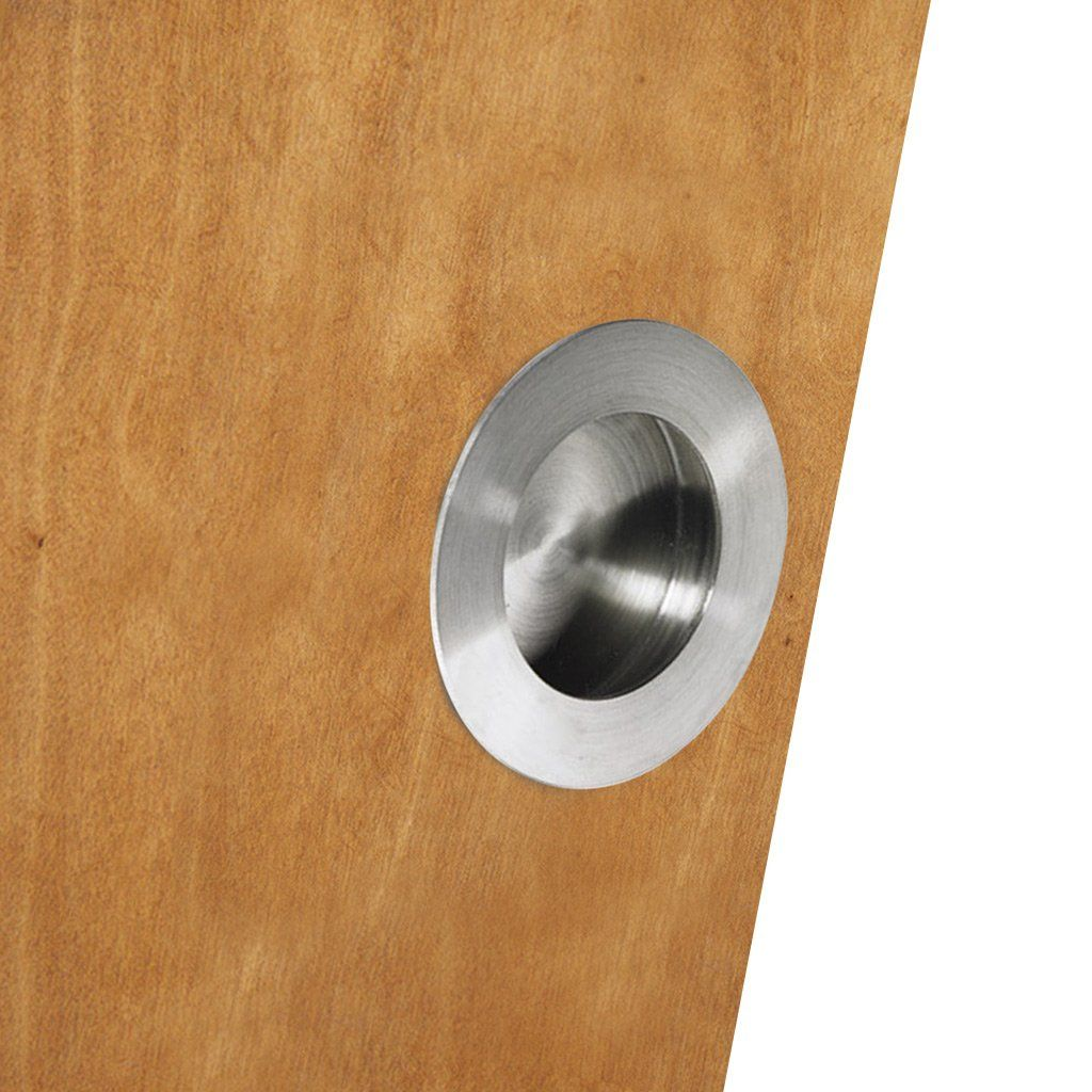 Dale sss plain circular flush pull 50mm dia 3802 interior door a stylish radial flush pull designed for any of our sliding or folding doors or for planetlyrics Images