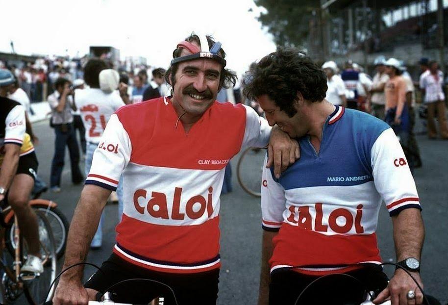 Por Dentro dos Boxes: Mario Andretti and Clay Regazzoni 1977