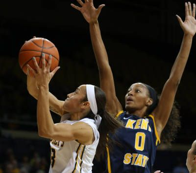 Toledo extended its winning streak to a season-high five-consecutive games with a 67-49 victory against Kent State on Wednesday in Savage Arena. With the triumph, UT improves to 9-4 overall, 2-0 in the Mid-American Conference.