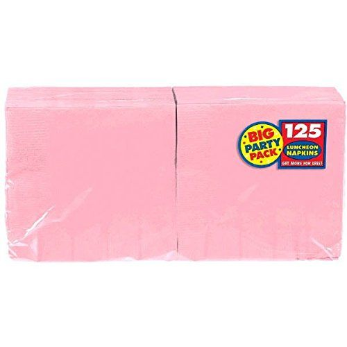 Amscan Big Party Pack 125 Count Luncheon Napkins, New Pin... https://www.amazon.com/dp/B004UPY8VS/ref=cm_sw_r_pi_dp_x_8iGJyb3ZSX9SE