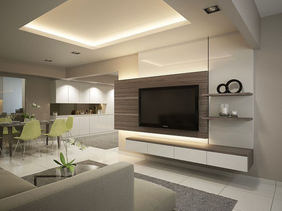 15 Fascinating Ideas For Choosing Perfect Tv Stand  Tv Stands Adorable Living Room Design With Tv Design Inspiration