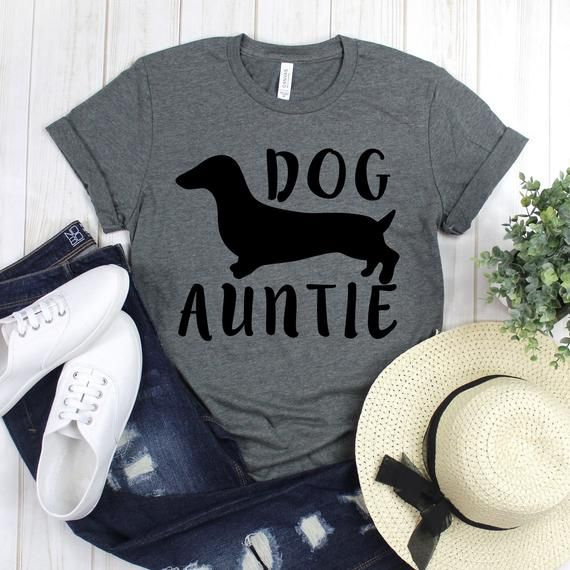 Aunt Shirt - Dog Auntie Tee - Funny Aunt Shirts - Dog Life T-shirt - Dog Auntie - Auntie Tee Shirt
