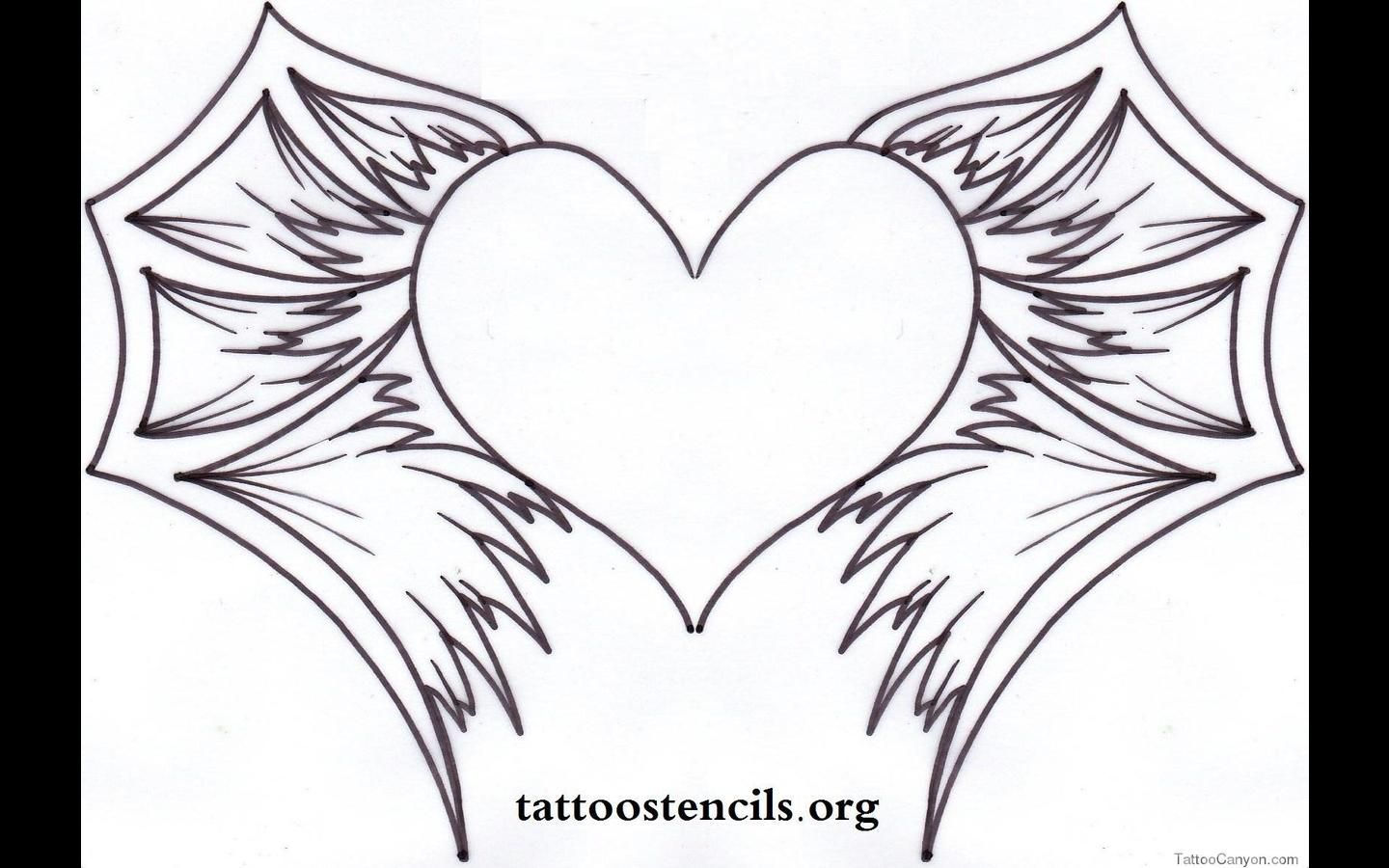 Patterns Hearts With Wings Coloring Pages - Best Clipart Gallery •