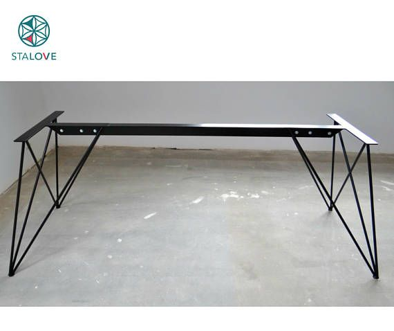 Unique Frame Set For Marble And Glass Tables. Butterfly Metal