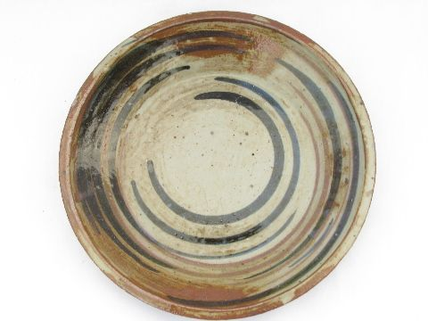 Retro hand-thrown stoneware pottery plates \u0026 pots studio signed  sc 1 st  Pinterest & Retro hand-thrown stoneware pottery plates \u0026 pots studio signed ...