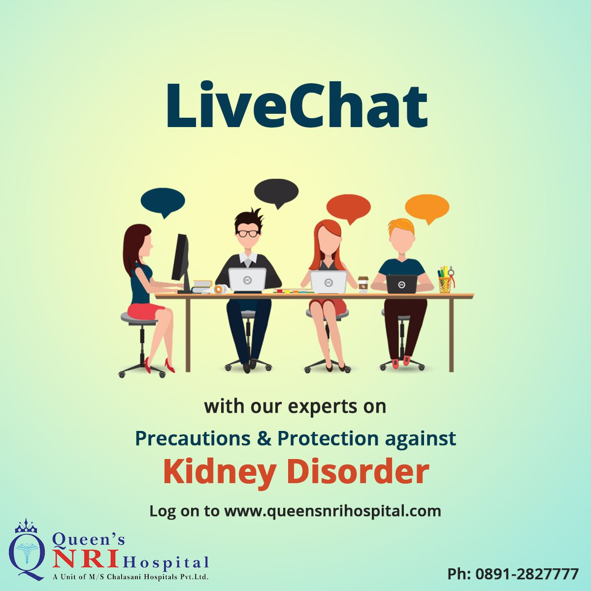 Live chat with our experts on precautions u protection against