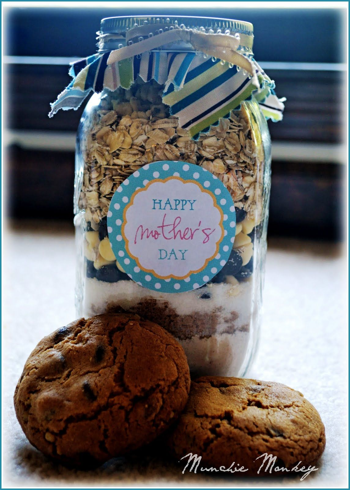 What Better Way To Say I Love You Than Cookies In A Jar