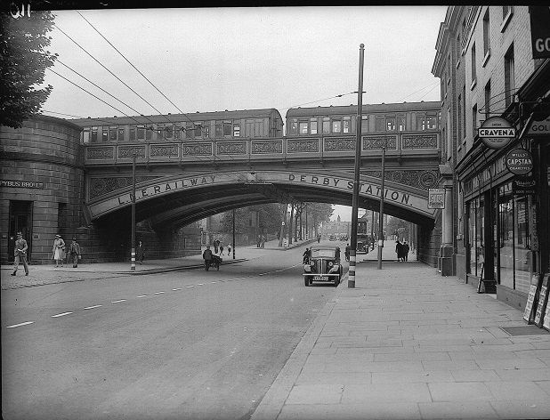 Why Derby Was In Uproar Over The Building Of Friar Gate Bridge And Navvies Seducing Our Women Derby Telegraph Derby London History Building