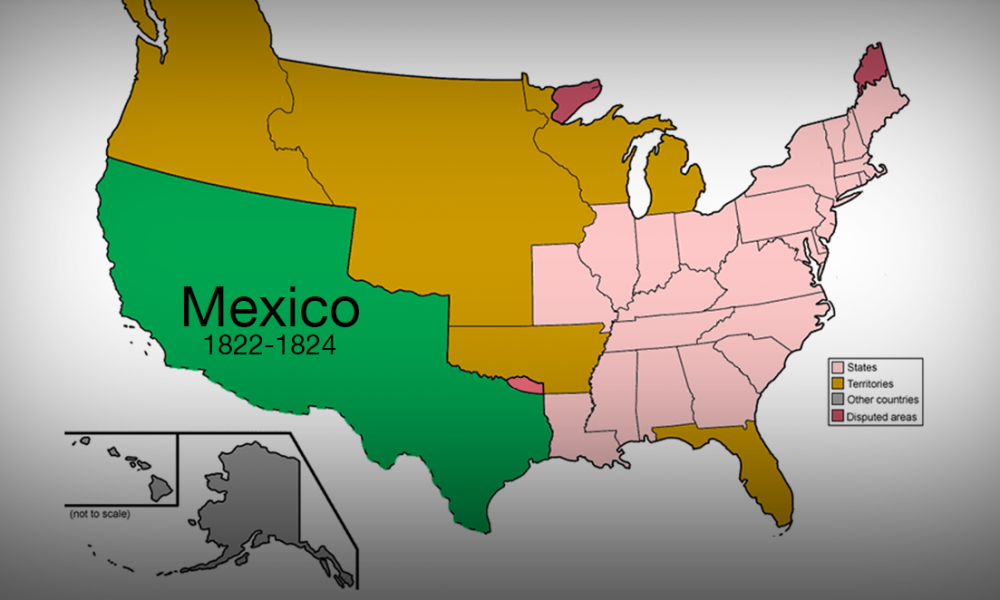 Go Back To Mexico Sentiment Is Most Prevalent In States That Used - Map of current us political issues