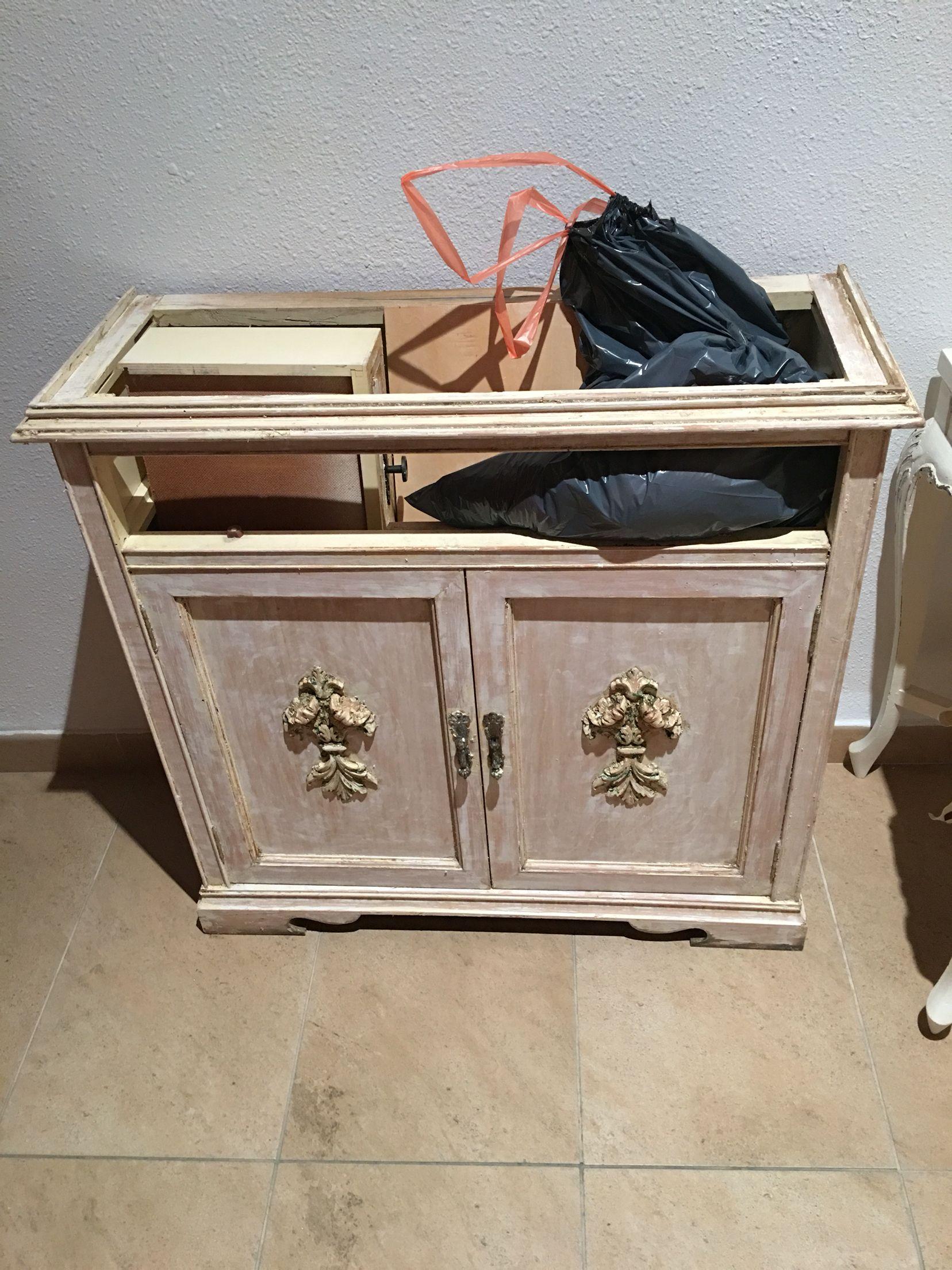 Restaurar Muebles Antiguos En Modernos Amazing Restaurar Muebles  # Muebles Toque Antiguo