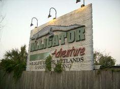 Alligator Adventure in Myrtle Beach, SC