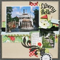 A Project by sstringfellow from our Scrapbooking Gallery originally submitted 08/01/12 at 03:31 PM
