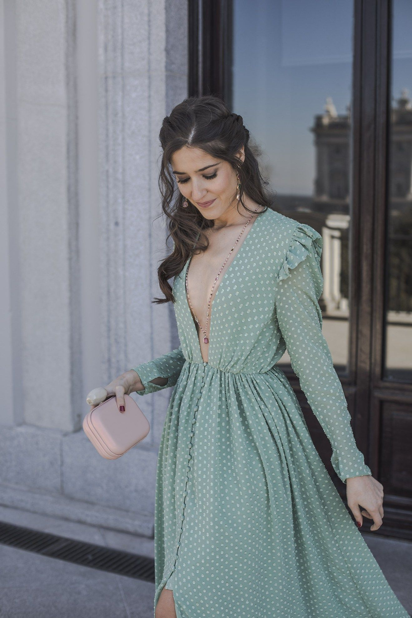 Peinados Para Vestido Largo Casual Vestidos Populares 2019