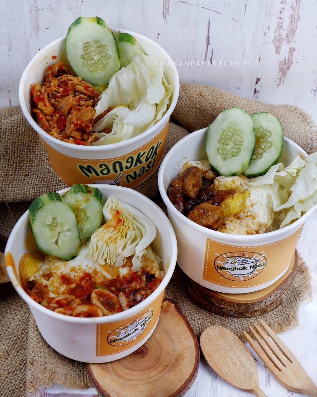 Ricebowl Terbaru Dari Mangkok Nasi Makanan Resep Makanan Sehat Resep Masakan Indonesia