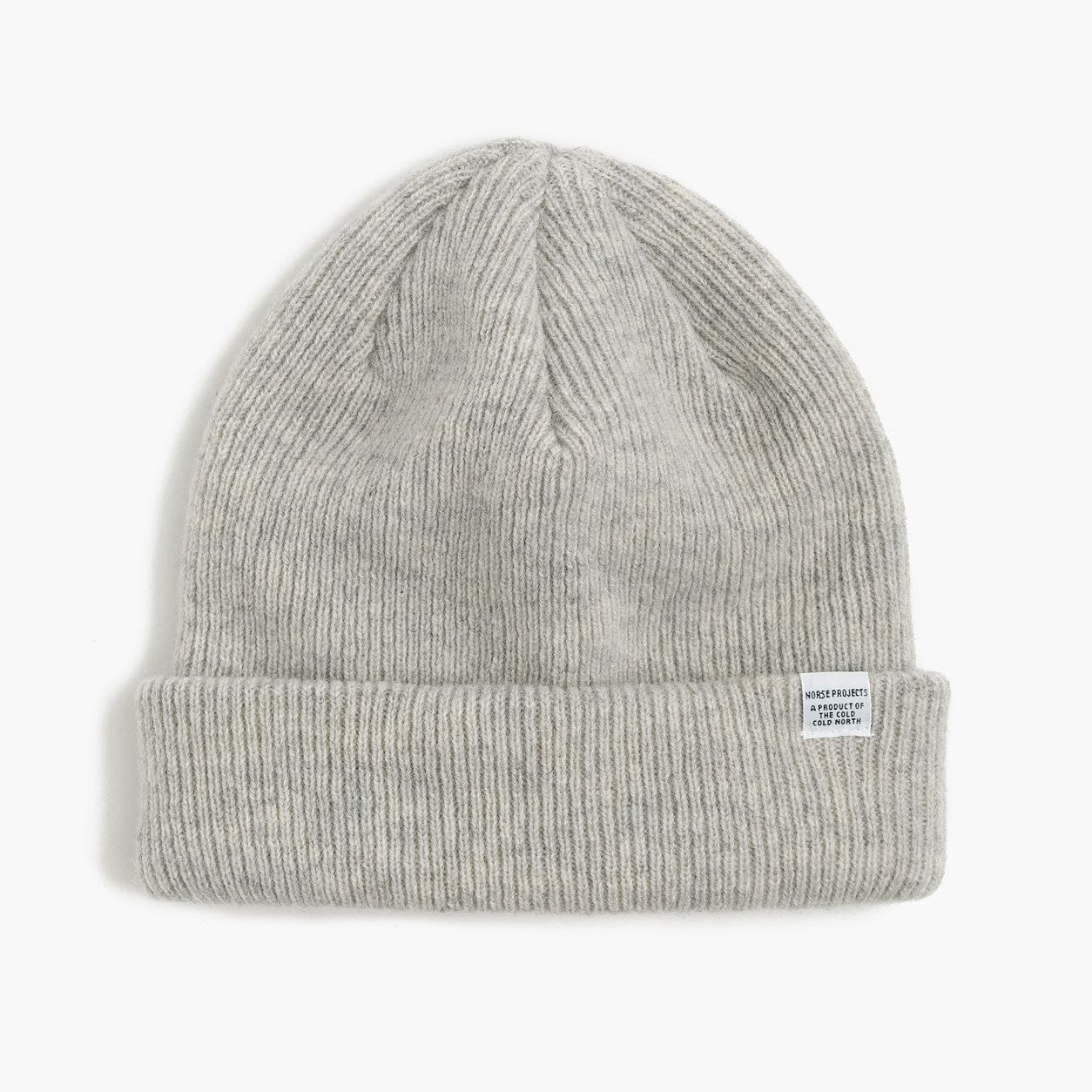 J.Crew Mens Norse Projects Lambswool Beanie  f43072fa0e9