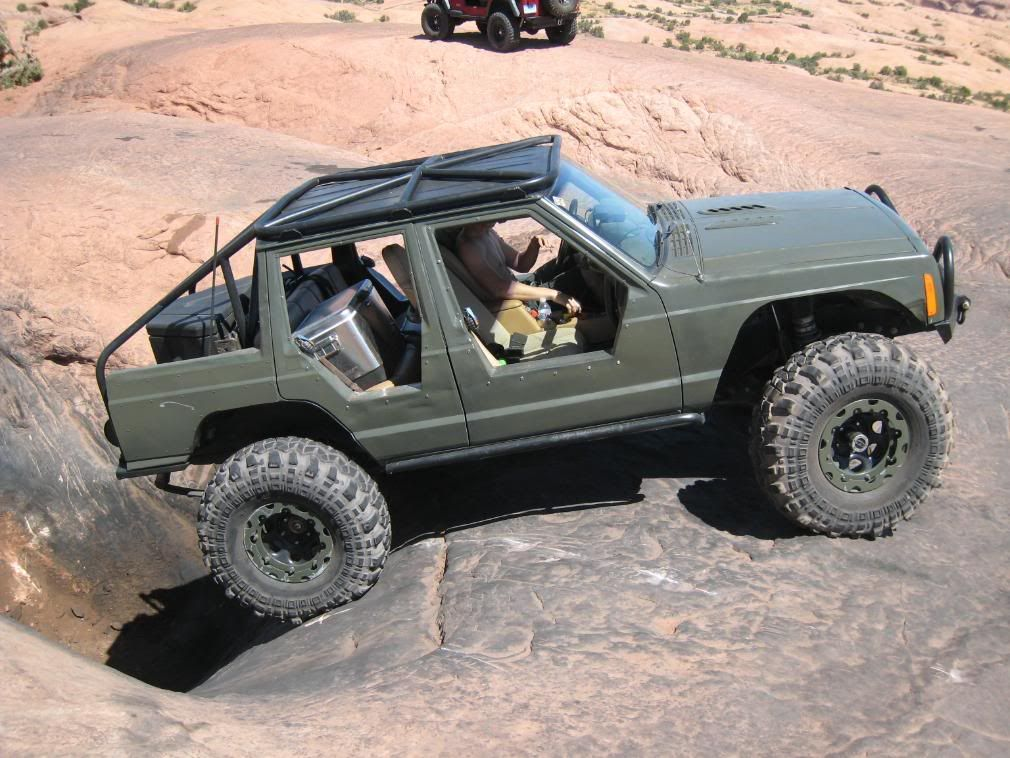 Jeep Cherokee Off Road The Real Thing Or Jeep Cherokee Jeep Xj Jeep Cherokee Sport