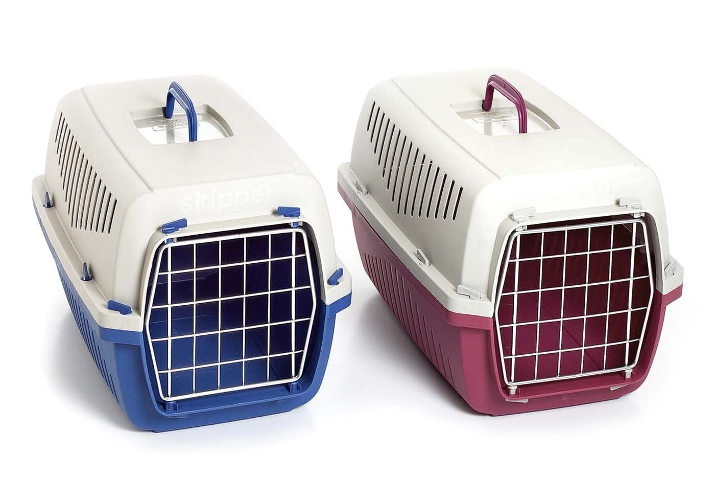 Skipper 1 Carrier Wire Door Cat Rabbit Pet Cage 50cm Want To Know More Click On The Image Catcagescratesandcarriers Cat Cages Metal Door Pet Cage