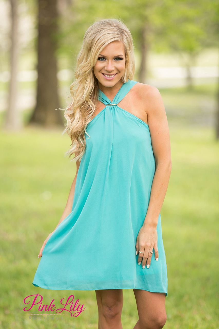 Youure going to love wearing this vibrant dress all summer long the