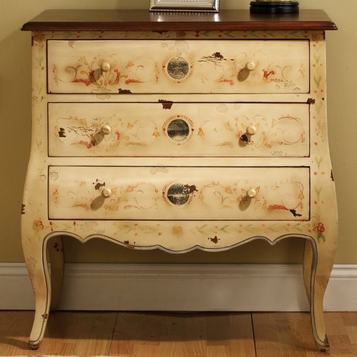 examples of painted furniture