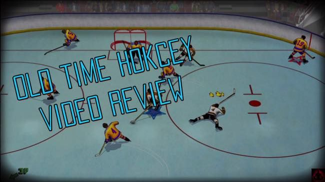 Old Time Hockey For The Ps4 Video Review Entertainment Buddha