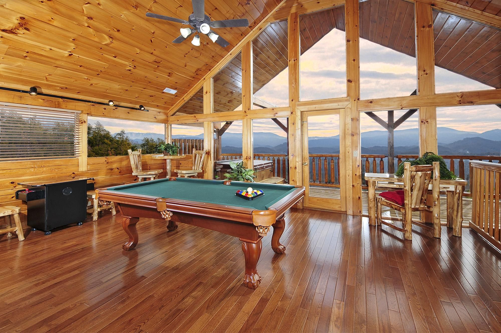 Bearly Awake 2 Outrageous Cabins Sevierville Tn