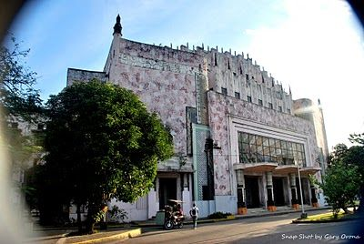 This Building Built In Art Deco Style Was Designed By Architect Juan Arellano And Was Inaugurated In Filipino Architecture Manila Philippines Art Deco Fashion