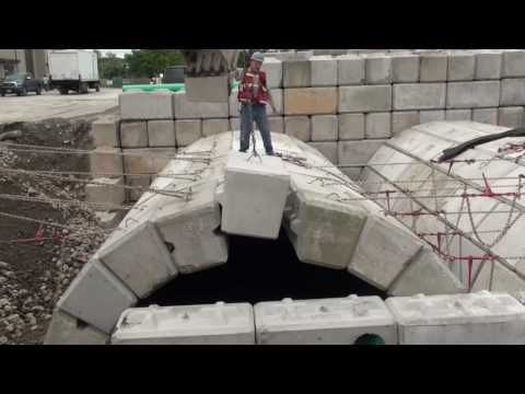 3m Reclaim Tunnel Demonstration Youtube Www Lockblock Com