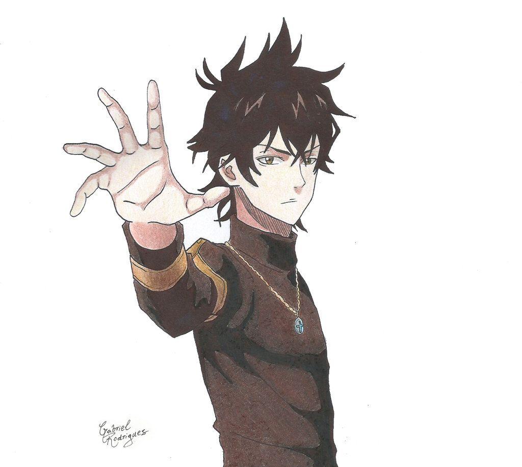 Pin by Lucija on Black Clover | Black clover anime, Anime ...
