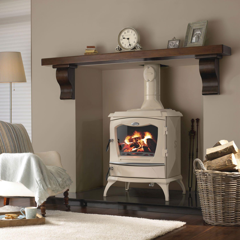 stanley lismore in cream for the home pinterest stove boiler