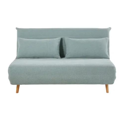 Watergroen Slaapbankje Met 2 Plaatsen Sofa Sofa Furniture Sofa Bed