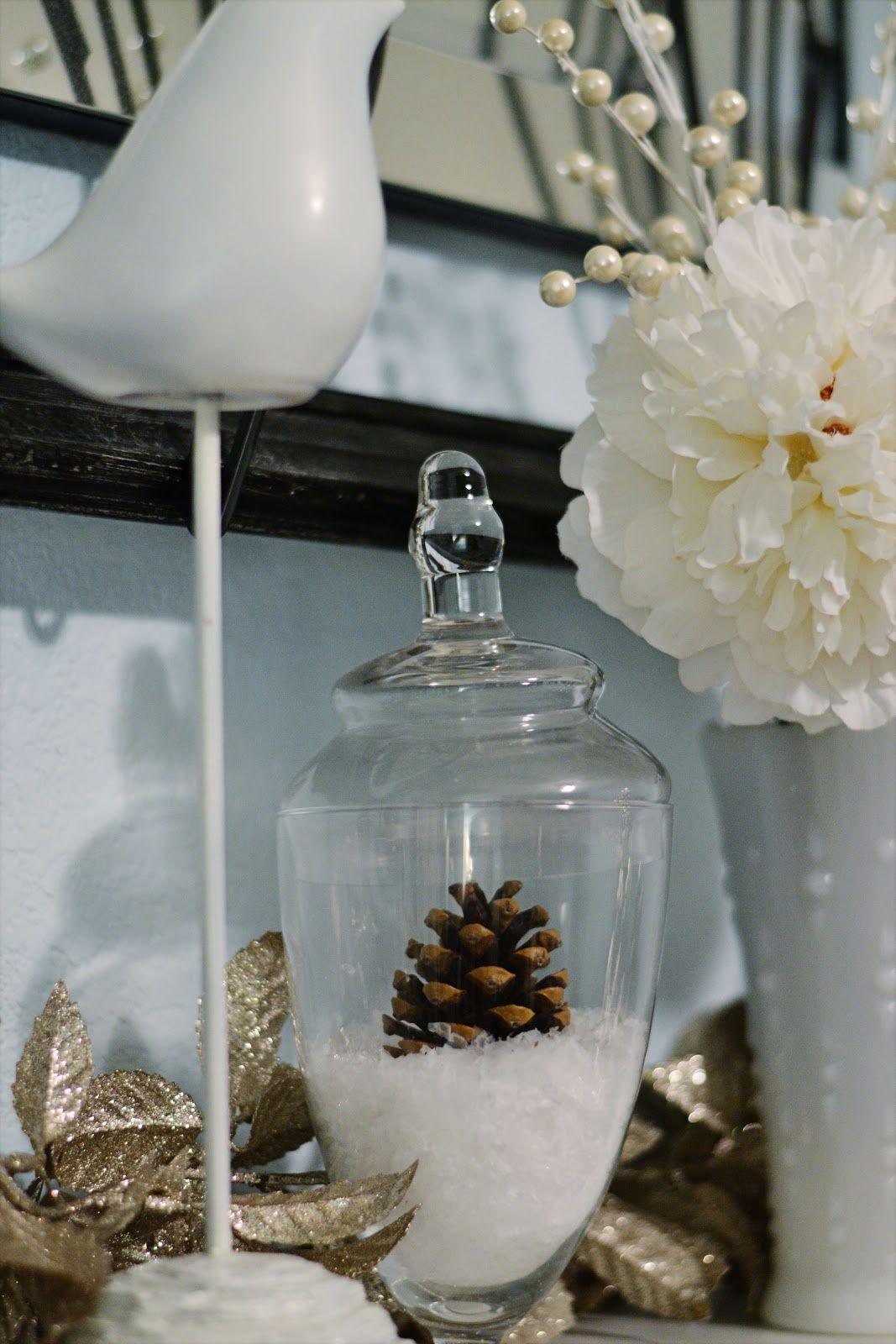 Cheap christmas decorow pinecone glass vase w lid seen cheap christmas decorow pinecone glass vase w lid seen these reviewsmspy