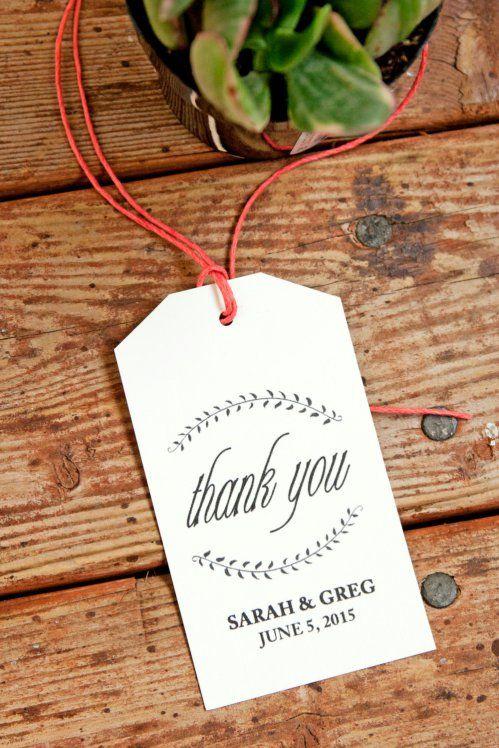 Handmade wedding favor tags favors handmade wedding favors and handmade wedding favor tags solutioingenieria Choice Image