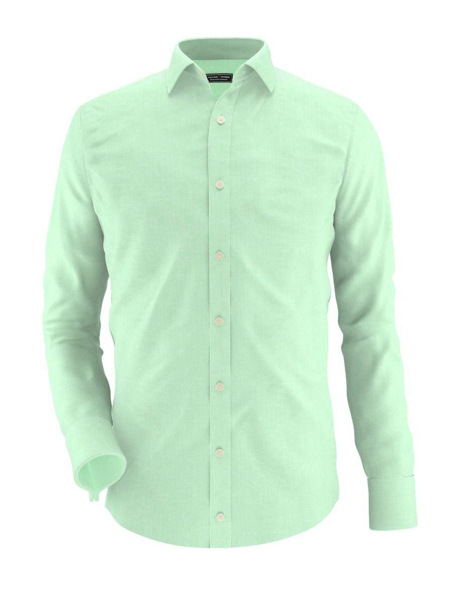 Green dress shirt mens I designed this  tailorstore style menswear  Dress