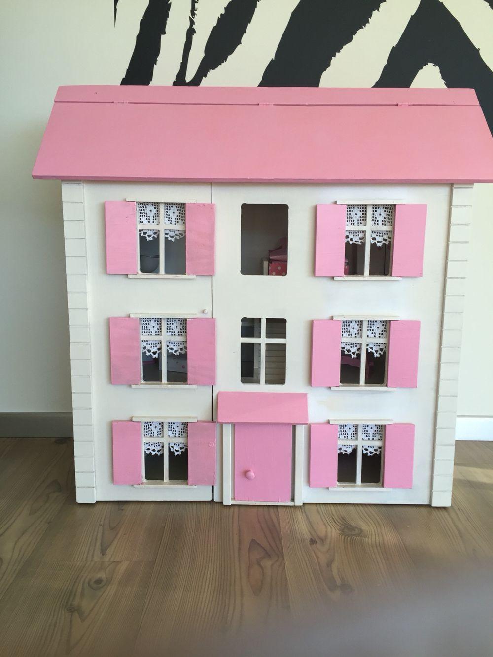 Mein Projekt Puppenhaus Shabby