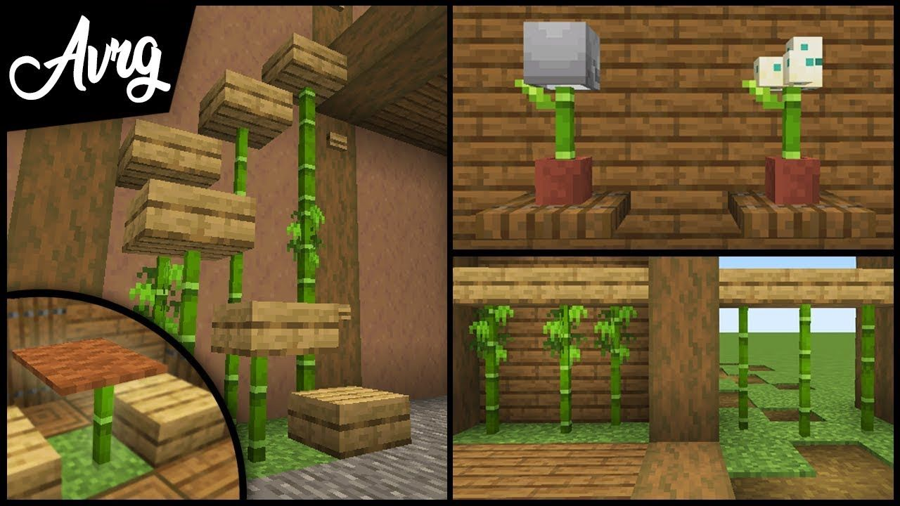 How To Get Bamboo In Minecraft