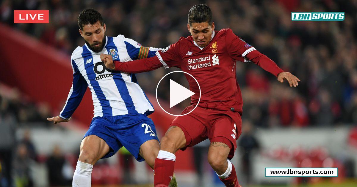 Liverpool vs Porto LIVE! Reddit Soccer Streams 9 Apr 2019