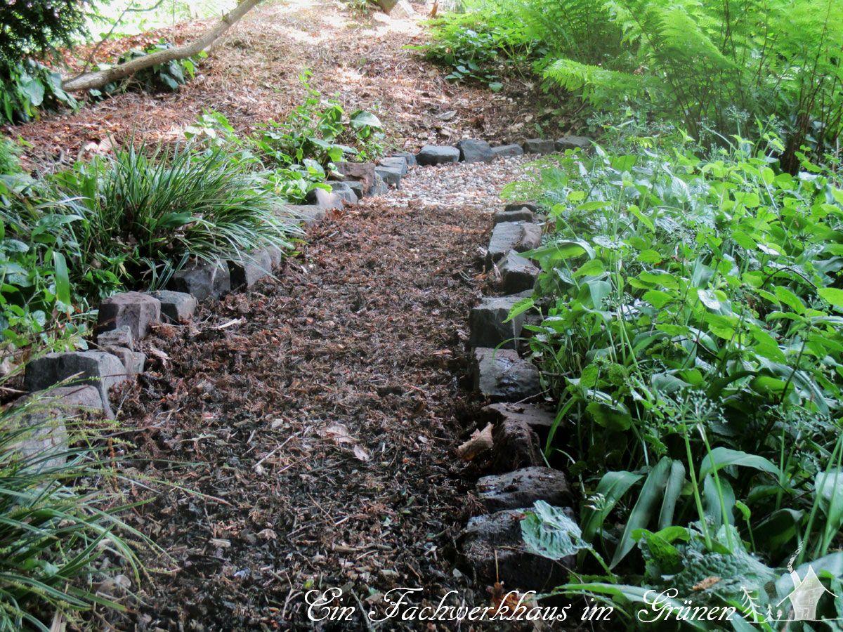 Waldwege Gestalten Garten Pflanzen Fachwerkhauser
