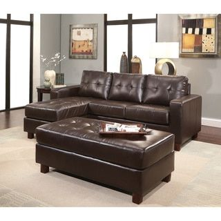 Papasan Two Piece Sectional Sofa Overstock Com Shopping The Best