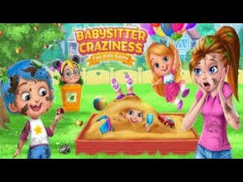 Babysitter Craziness Fun Baby Care Kids Game Android