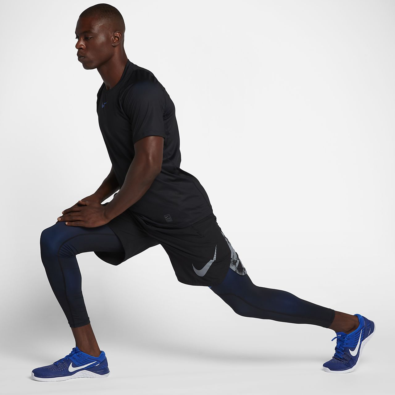 f228fee4b6 Nike Pro Colorburst Men's Training Tights | the training method ...