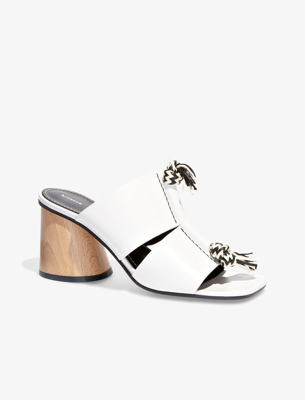 Proenza Schouler Knotted Rope Sandals Official Site Rope Sandals Sandals Proenza Schouler Shoes
