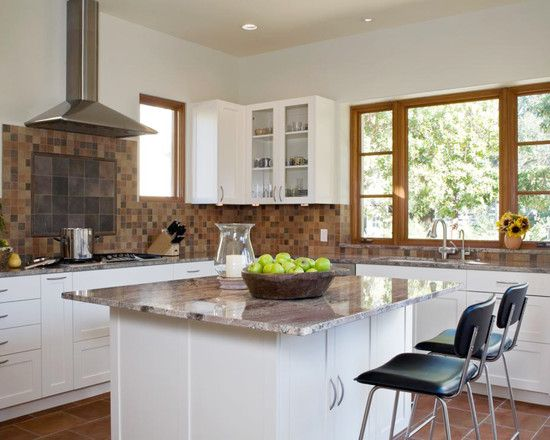 Best Oak Trim White Cabinets Design Pictures Remodel 400 x 300