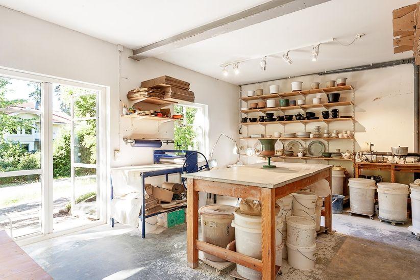 Keramikverkstad with images pottery studio ceramic studio