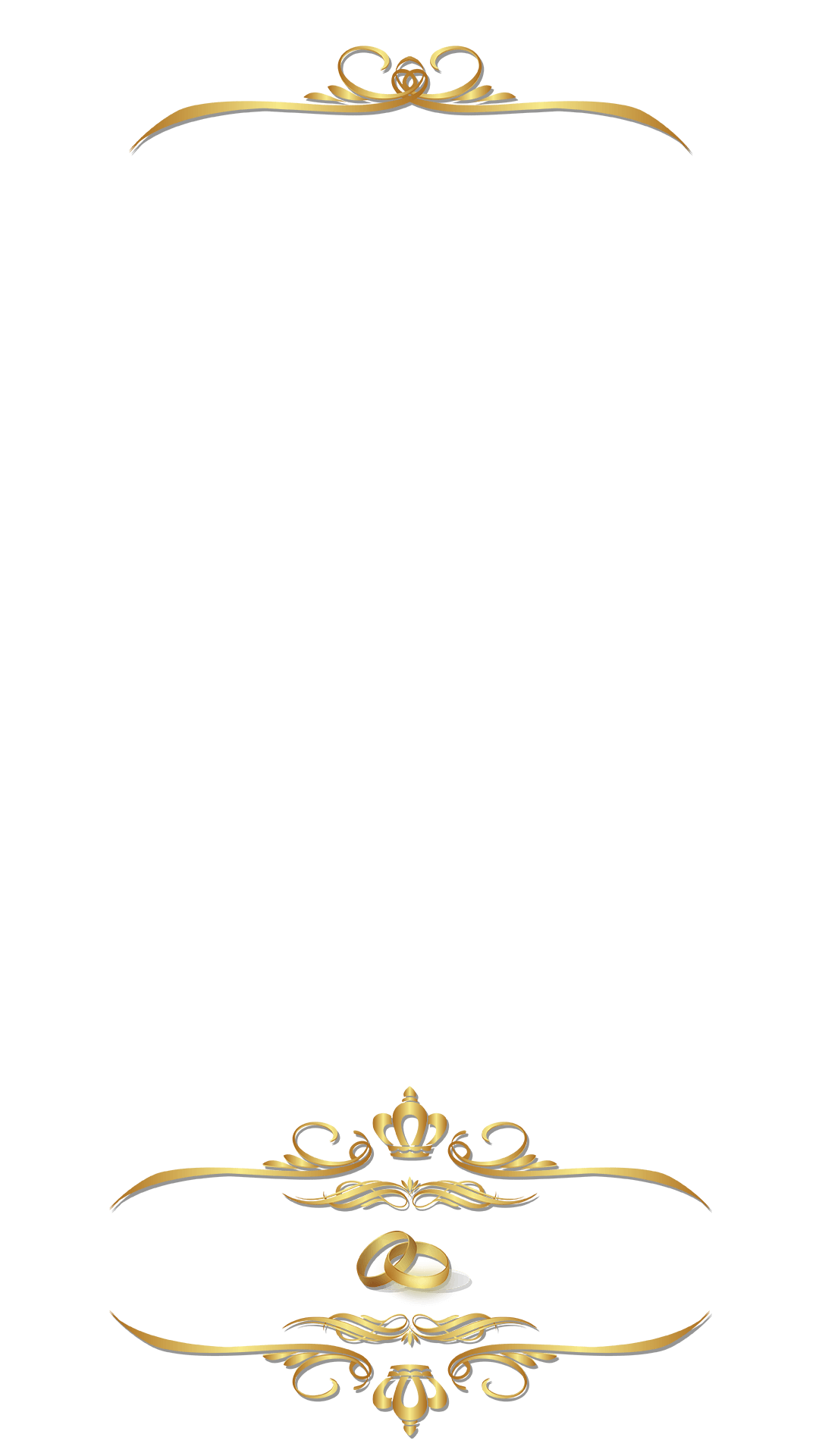 Elegant Golden Ornamental Wedding Snapchat Filter Geofilter Maker On Filterpop Wedding Snapchat Filter Wedding Snapchat Wedding Filters