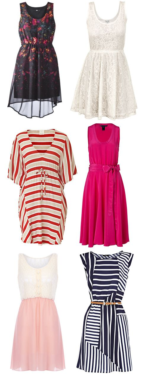 Fashion: Summer Dresses • Brittany Stager