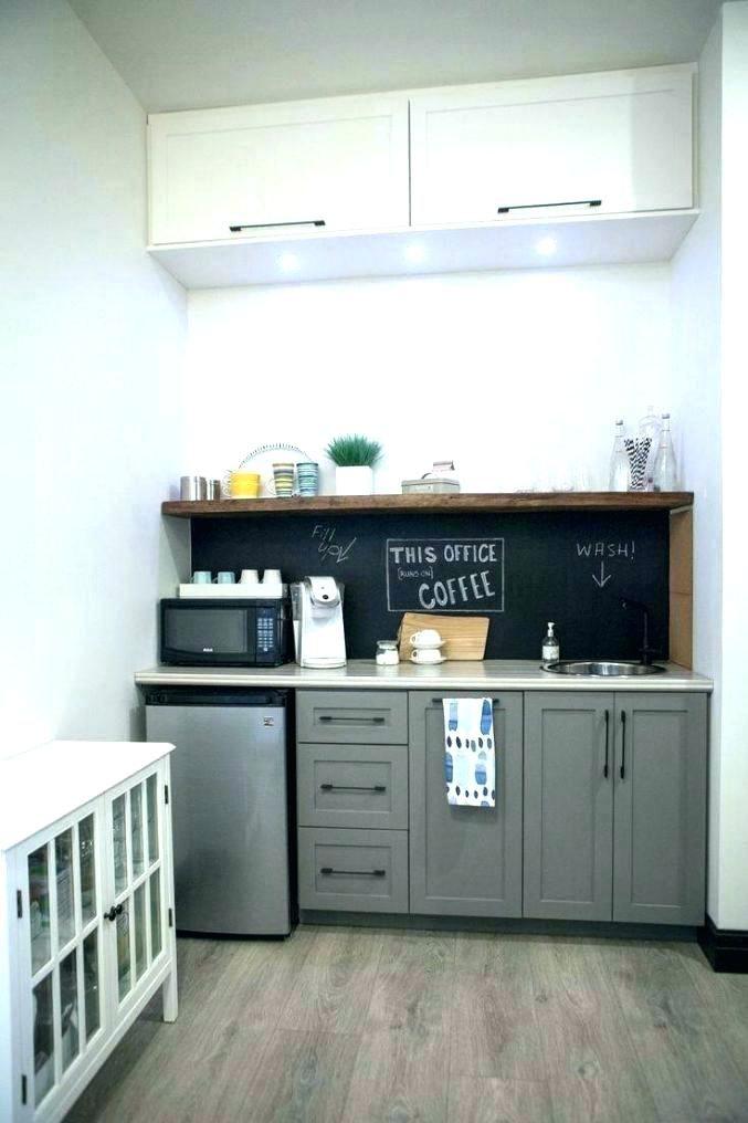 Kitchen Cabinets Desk Workspace Medium Size Of Office Ideas For Office Kitchenette Office Break Room Small Kitchenette