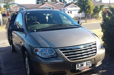 2006 Chrysler Grand Voyager Lx Auto My05 With Images Cars For